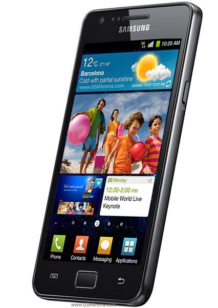 Samsung I9100 Galaxy S II-1