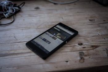 Sony Xperia Z-3