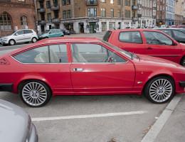 Alfa Romeo GTV-6 4