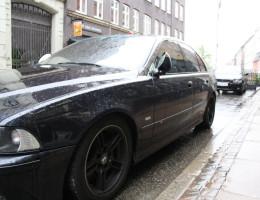 BMW M5 1998 E39 40